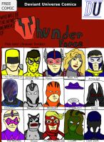 Who will be the new members of Thunder Force? by 127thlegion