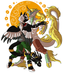 .:Dancing with you:. by CrimsonPencil94