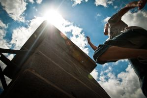 Photo Project - Parkour 02 - Prendre son envol by TiRiSh