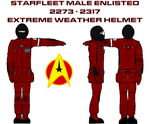Extreme Weather Helmet Unisex Enlisted by Michael-Taylor1134