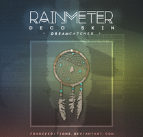 Dreamcatcher // Rainmeter SKIN by FranceEditions