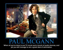 Paul McGann by Andrewnuva199