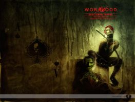 Wormwood:Gentleman Corpse by Templesmith