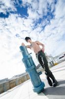 Gray Fullbuster Cosplay by GNefilim