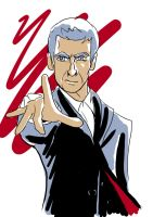 Doctor Who: The Twelfth Doctor by sqbr