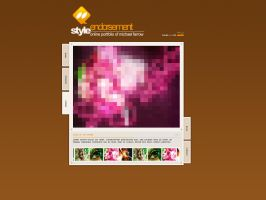 Style Endorsement - Website v1 by weyforth