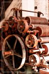 The infernal old rusty wool machine 01 by 0-Photocyte