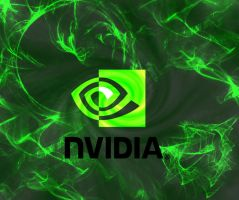 Nvidia green by SSWOLF