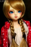 Face-up: Volks MSD F-18 by cats10