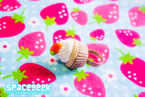 Carrot Cupcake Ring by candypow