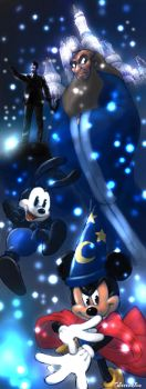 Disney- the last ride of the day by twisted-wind