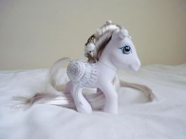 custom my little pony Silver Henna pony 4 by thebluemaiden