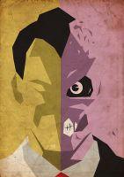 125. Two Face by ColourOnly85