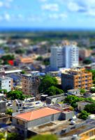 Port Louis, Tilt-Shift by madtomproductions