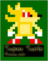 8-bit Fleetway super sonic by SonicOfTheHedge