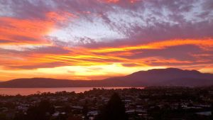 Sunset from my house almost every night... (alt) by arluckman