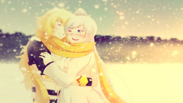 Rwby - Freezerburn by jamer96