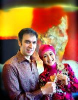 Manoj and Desy Ratnasari by djati