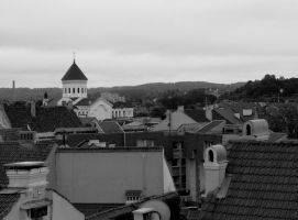 My City IV by Baltagalvis