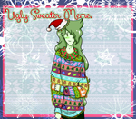 Ugly Sweater Meme filled. by Ask-LillyPond-Prince