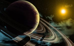 Gas giant by Xprinceofdorknessx