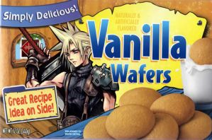 Nilla-Cloud Wafers!! _backstory below_ by GaialeiStrife