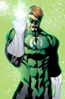 The Mighty Green Lantern by xXNightblade08Xx