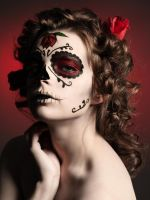Sugar Skull by Kalamakia