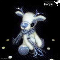 Fin OOAK for sale by Dropici