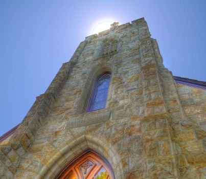 Church HDR by stock-pics-textures