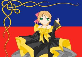 Happy-Go-Lucky Liechtenstein by ChangeOHearts101
