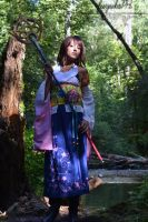 summoner yuna cosplay by HikkiKatastrophic
