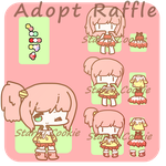Adopt Raffle CLOSED by Starry-Cookie-Adopts