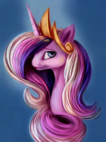 Pretty Pony Princess by sbshouseofpancakes
