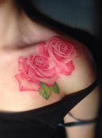 Roses by aristoss