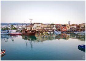 Rethymno haven by Daywish