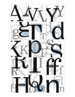 Letter Anatomy by MarvinGabriel