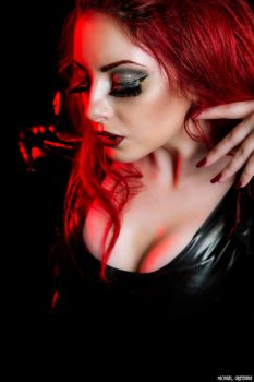 Latex Dreaming by MissMandyMotionless