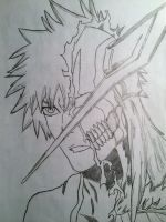 Vasto Lorde Ichigo by Aanish49