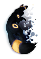 Umbreon by Noctryt