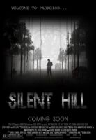 Silent Hill the movie poster by Crimson-X