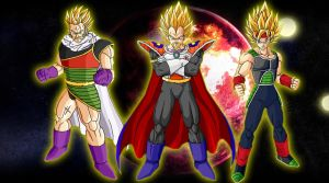 Fathers SSJ by theothersmen