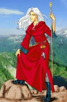 Red Raistlin by CellsArt