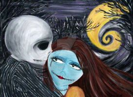 Jack and Sally by Colicade