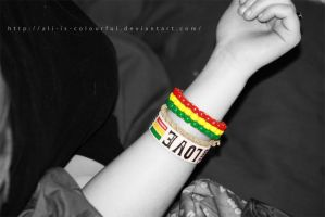 One Love by ali-is-colourful