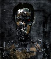 Terminator by GrafPorno