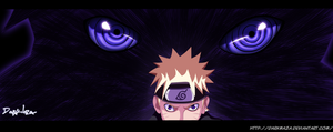 Naruto manga 629: Eyes of the sage of the six path by DarkMaza