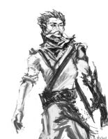 Prince of Persia Inspired 2 by hasunkhan