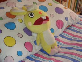 My Cuddles Plush by LizzietheRatcicle