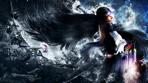 Bayonetta 2 Wallpaper by Junleashed